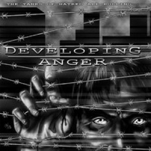 Developing Anger - Developing Anger cover art