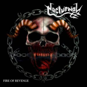 Nocturnal - Fire of Revenge cover art