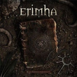 Erimha - Reign Through Immortality cover art