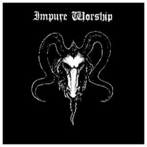 Impure Worship - Goathorns cover art