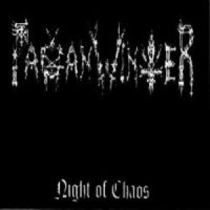 Pagan Winter - Night of Chaos cover art
