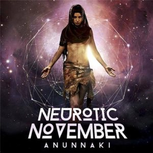 Neurotic November - Anunnaki cover art
