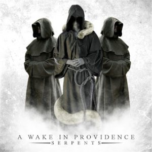 A Wake In Providence - Serpents cover art