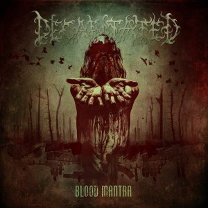 Decapitated - Blood Mantra cover art