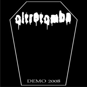 Oltretomba - Demo 2008 cover art