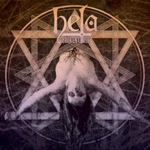 Hela - Broken Cross cover art