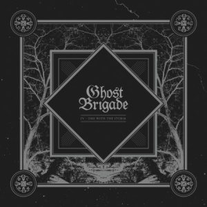 Ghost Brigade - IV - One with the Storm cover art