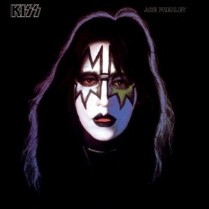 Kiss - Ace Frehley cover art