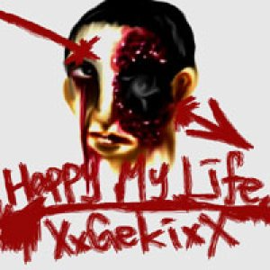 XxGekixX - Happy My Life cover art