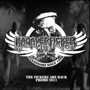 Kadaverficker - The Fickerz Are Back - Promo 2011 cover art