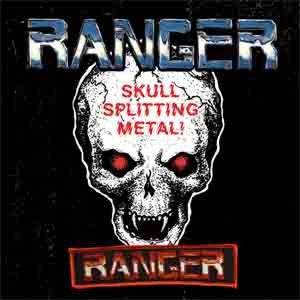 Ranger - Skull Splitting Metal! cover art