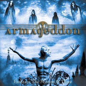 Armageddon - Embrace the Mystery & Three cover art