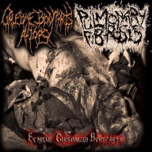 Pulmonary Fibrosis - Extreme Carbonized Bodyparts cover art