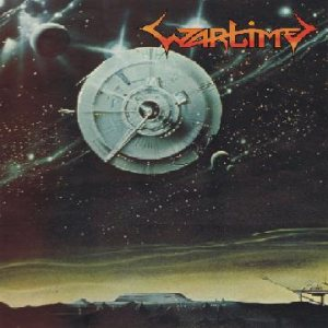 Wartime - Entrapment cover art