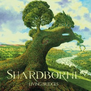 Shardborne - Living Bridges cover art