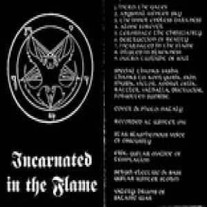 Winter Night Overture - Incarnated in the Flame cover art