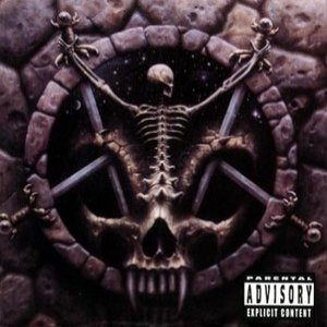 Slayer - Divine Intervention cover art