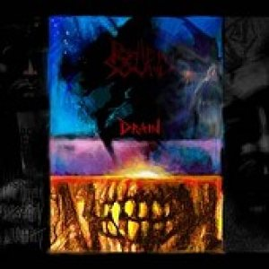 Rotten Sound - Drain cover art