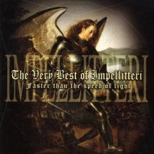 Impellitteri - The Very Best of Impelliteri: Faster Than the Speed of Light cover art