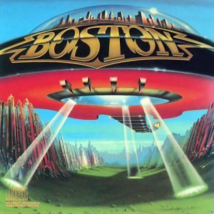 Boston - Don't Look Back cover art