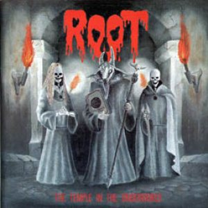 Root - The Temple in the Underworld cover art