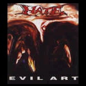 Hate - Evil Art cover art