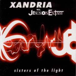 Xandria - Sisters of the Light (Vs. Jesus on Extasy) cover art