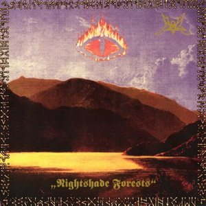 Summoning - Nightshade Forest cover art