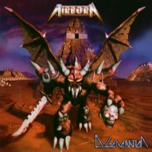 Airborn - D-Generation cover art