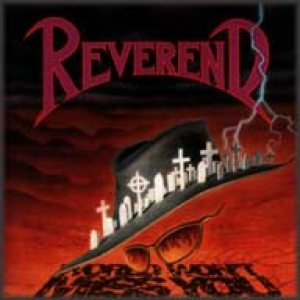 Reverend - World Won't Miss You cover art