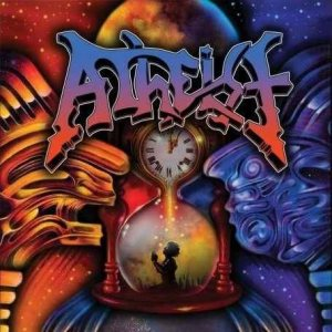 Atheist - Unquestionable Presence: Live At Wacken cover art