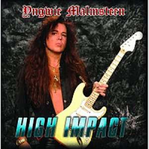 Yngwie Malmsteen - High Impact cover art