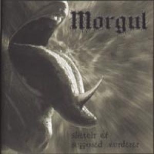 Morgul - Sketch of Supposed Murderer cover art