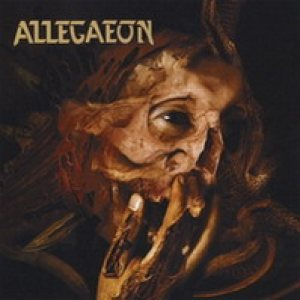 Allegaeon - Allegaeon cover art