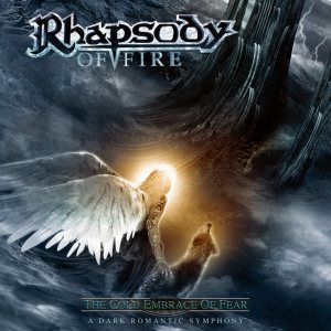 Rhapsody of Fire - The Cold Embrace of Fear - a Dark Romantic Symphony cover art