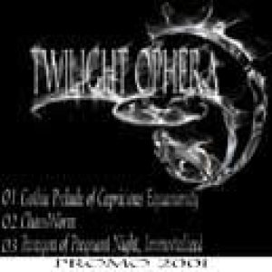 Twilight Ophera - Promo 2001 cover art