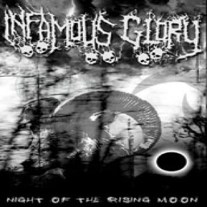 Infamous Glory - Night of the Rising Moon cover art