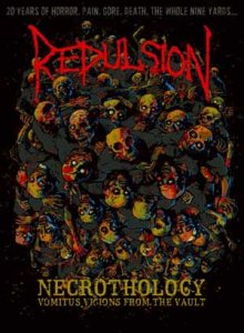 Repulsion - Necrothology cover art