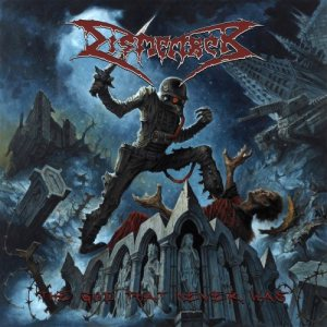 Dismember - The God That Never Was cover art
