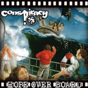 Conspiracy - Hope Over Board cover art