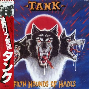 Tank - Filth Hounds of Hades cover art