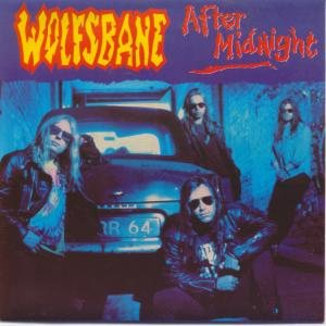 Wolfsbane - After Midnight cover art