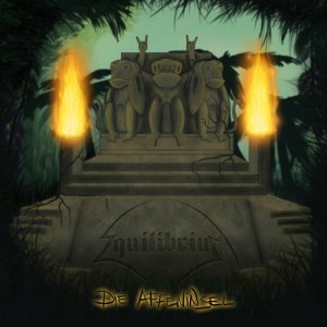 Equilibrium - Die Affeninsel cover art