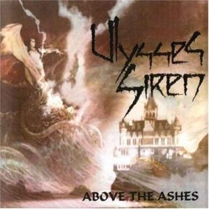 Ulysses Siren - Above the Ashes cover art