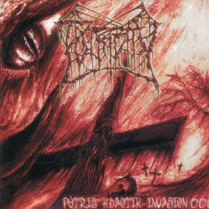 Putridity - Putrid Khaotik Invasion 666 cover art