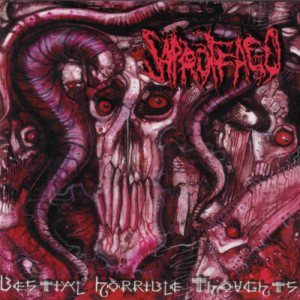 Saproffago - Bestial Horrible Thoughts cover art