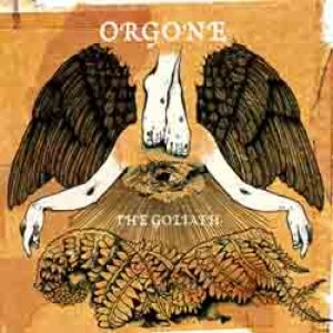 Orgone - The Goliath cover art
