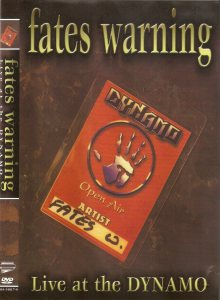 Fates Warning - Live At the Dynamo cover art
