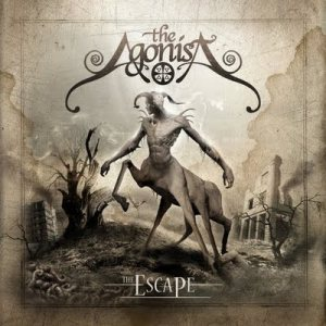 The Agonist - The Escape cover art