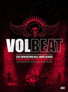 Volbeat - Live From Beyond Hell/Above Heaven cover art